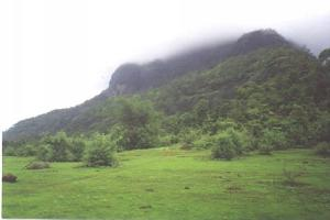 Sudhagad from base village